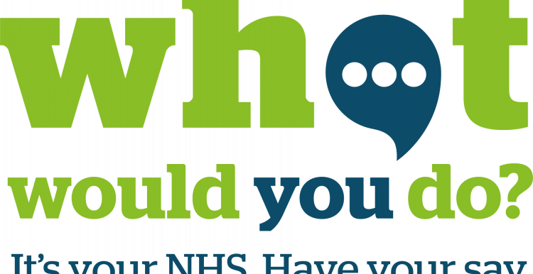 Healthwatch infographic- what would you do?
