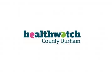 Healthwatch County Durham Logo
