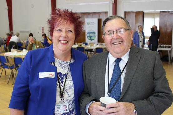 Healthwatch Counrty Durham Volunteer