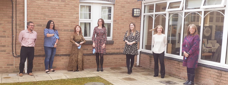 Healthwatch County Durham staff